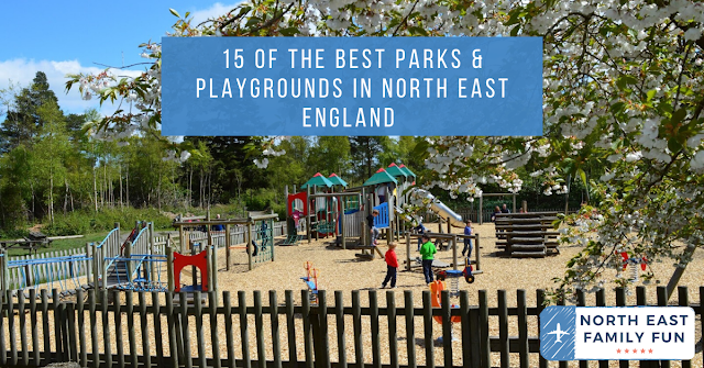 15 of the Best Parks & Playgrounds in North East England