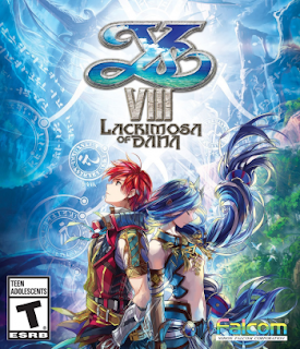 Review – Ys VIII: Lacrimosa of Dana