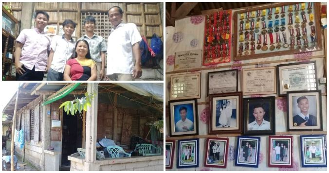 4Ps beneficiary inspiring story