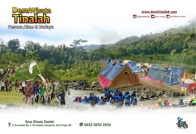 lomba desa wisata 2021 - desa wisata award 2021 bank central asia Tbk BCA Yogyakarta