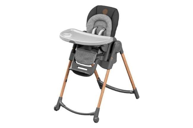 Cadeira de Refeição Minha Maxi-Cosi – Essential Graphite