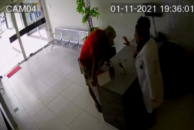 Assaltante pede oração a vítima após roubar celular, em Campina Grande