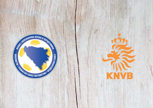 Bosnia-Herzegovina vs Netherlands Full Match & Highlights 11 October 2020