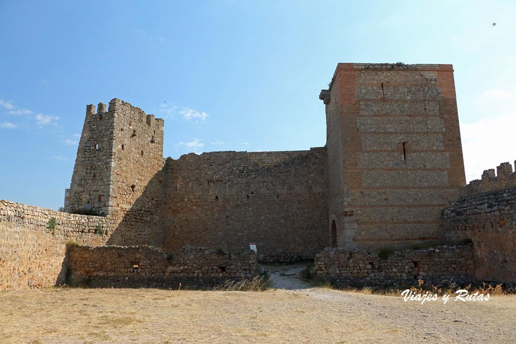Torre del Homenaje y Torre de Almanzor