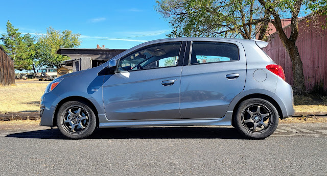 2017 Mitsubishi Mirage - Subcompact Culture