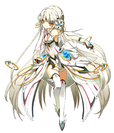 RENDER Code: Battle Seraph (Eve (Elsword))