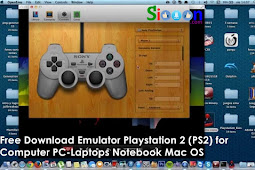 How to Plays Game Playstation 2 PS2 on PC Laptop Mac OS
