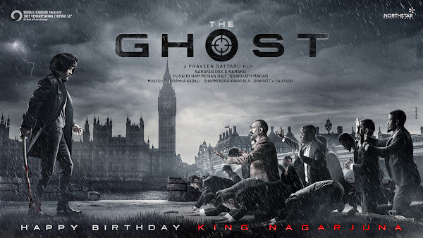 Nagarjuna, Kajal Aggarwal Upcoming 2022 telugu Movie 'The Ghost' Wiki, Poster, Release date, Full Star cast