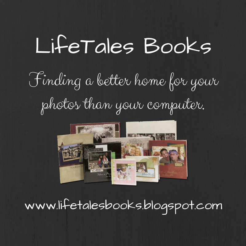 We're LifeTales Books Finding a better home for your photos than your computer