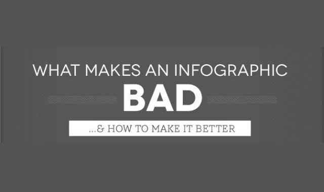 What Makes an Infographic Design Bad & How To Make It Better