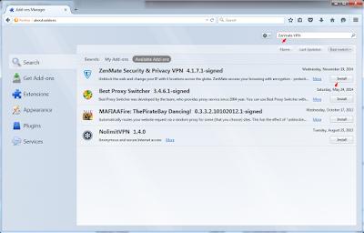 ZenMate Security & Privacy VPN 4.1.7