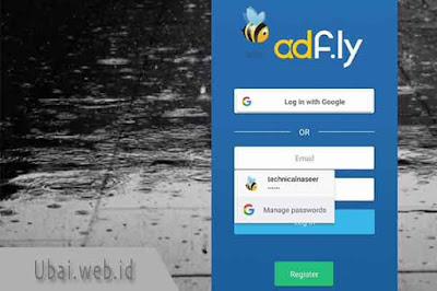cara menghasilkan uang dari adfly