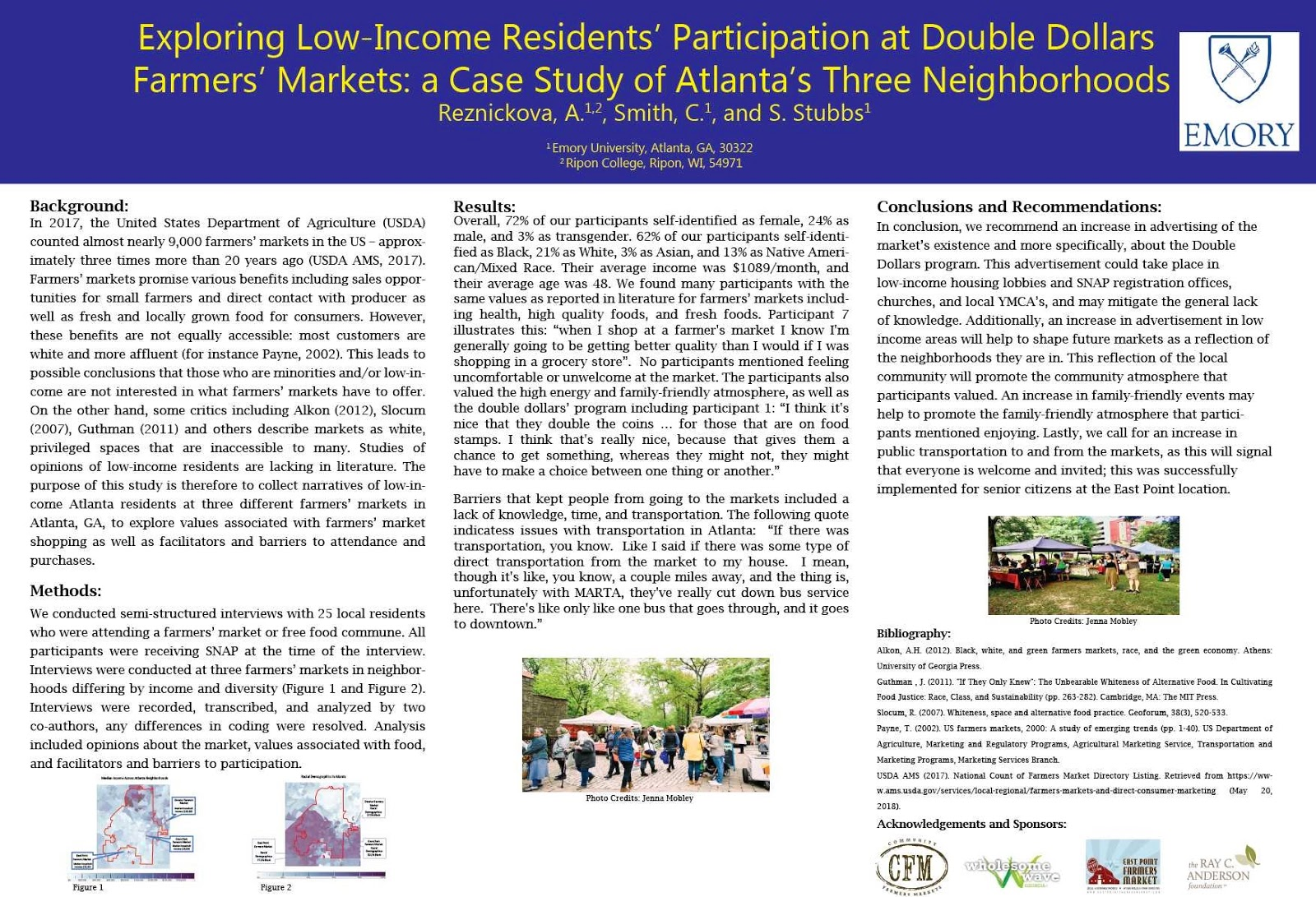 A Student's Road to Presenting in Wisconsin - Researchers of