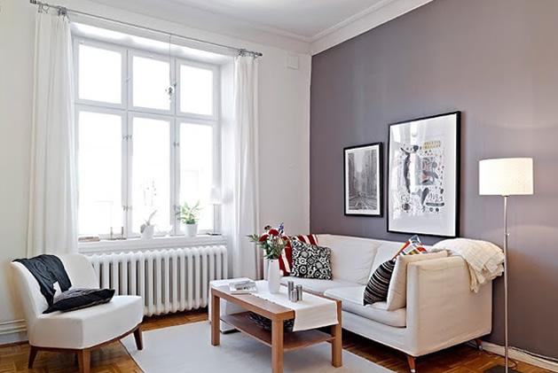 Dicas para decorar uma casa ou apartamento pequeno