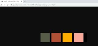 colores aleatorios en PHP
