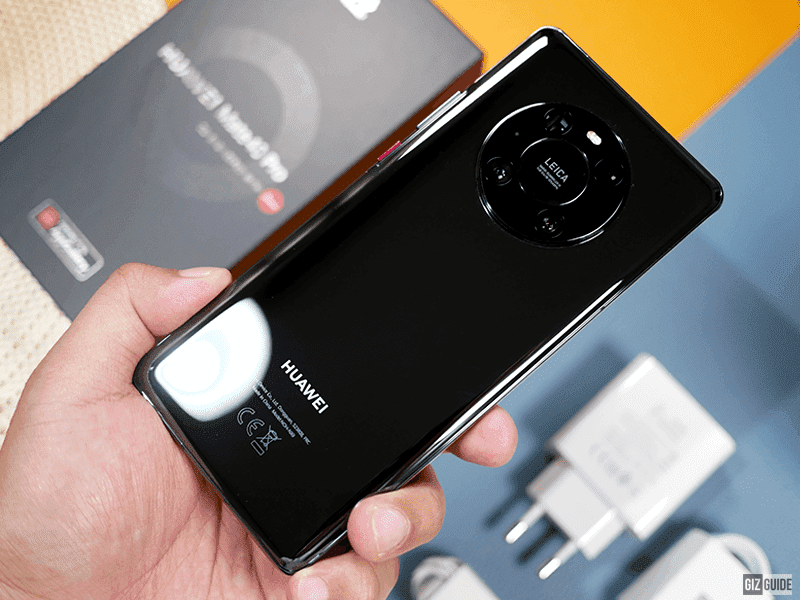 iPhone 12 is package as a FREEBIE for every purchase of Huawei Mate 40 Pro in China!
