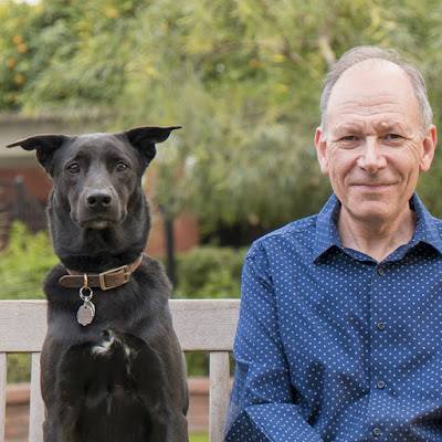 An interview with Clive Wynne about  Dog is Love