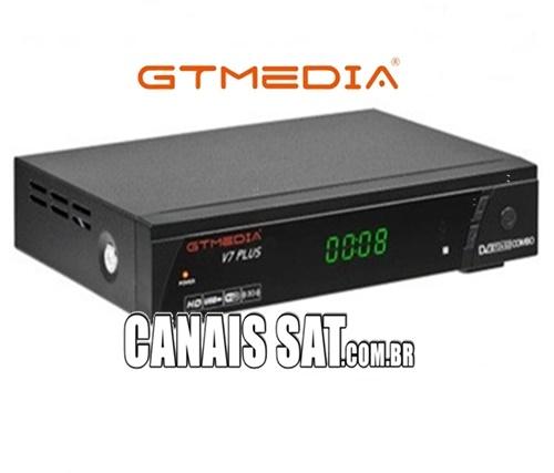 Freesat GTMedia V7 Plus Atualização - 04/09/2020