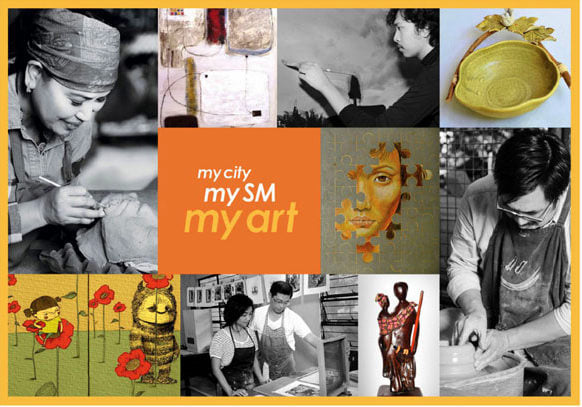 SM launches My City, My SM, My Art book to celebrate Philippine Art