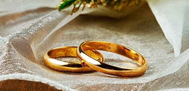 Anillos de boda, símbolo de amor eterno