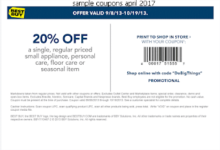 free Best Buy coupons for april 2017