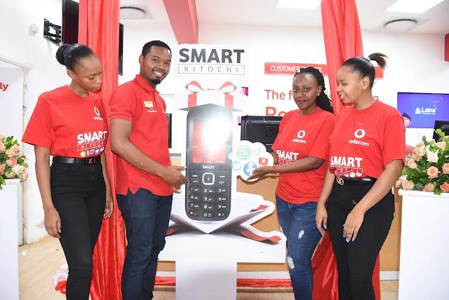 Vodacom kuwaunganisha Watanzania wengi zaidi kwenye intaneti katika msimu huu wa Sikukuu