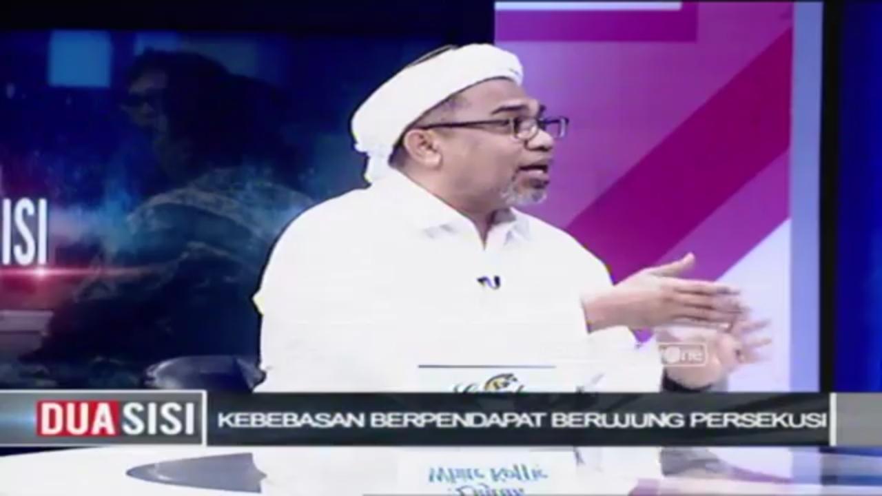 Mahfud MD Bungkam Ngabalin Soal Isu Makar pada #2019GantiPresiden