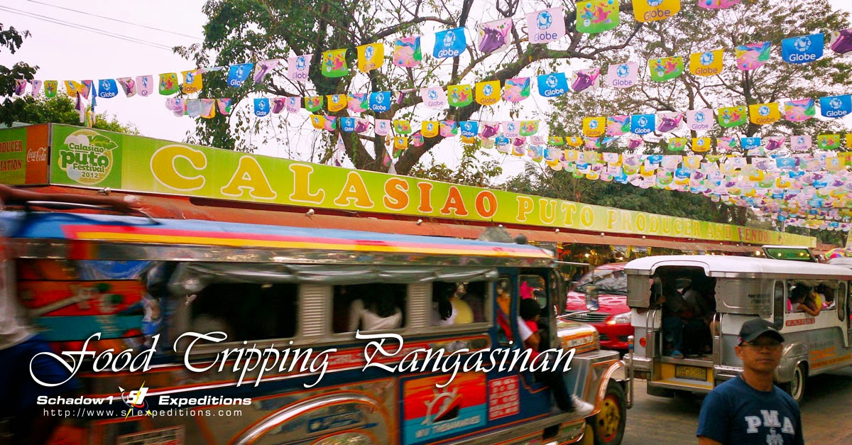 Food Trip Pangasinan - Calasiao Puto - Schadow1 Expeditions