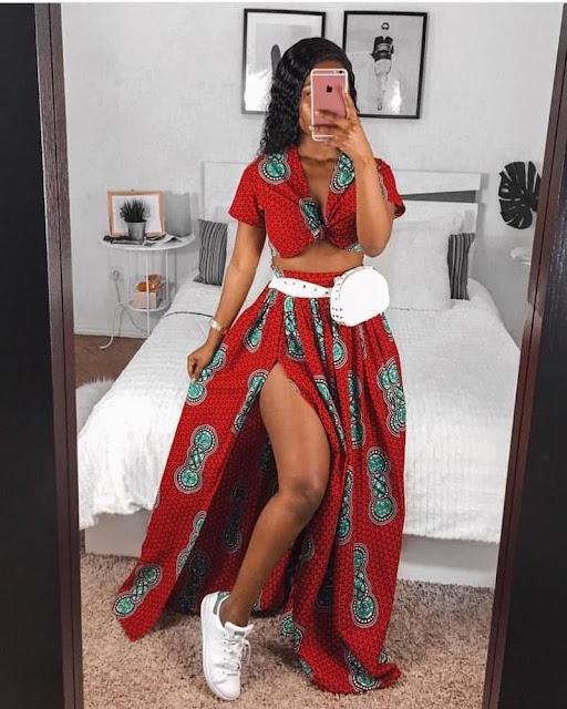 2019 Pretty and Unique Ankara Styles