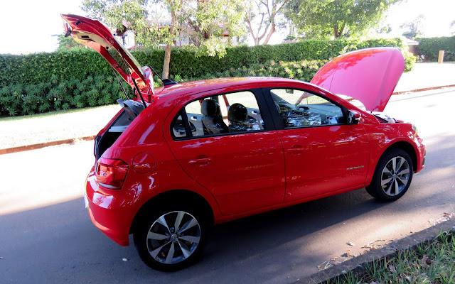 Novo VW Gol 2017 Comfortline 1.6