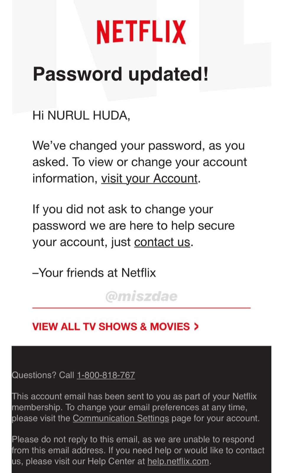What to do if my netflix got hacked? - MISZDAE : TRAVEL