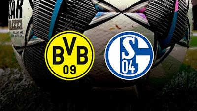 مشاهدة مباراة بوروسيا دورتموند ضد شالكة 24-10-2020 بث مباشر في الدوري الالماني