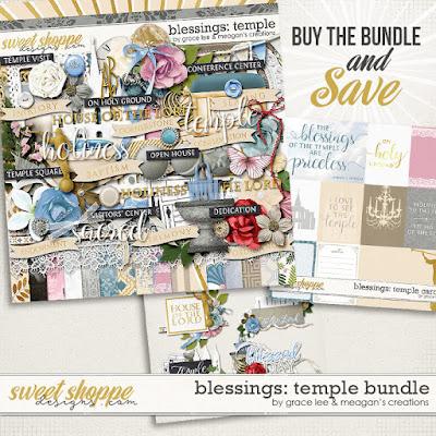 Blessings: Temple Bundle