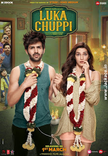 Luka Chuppi First Look Poster 3