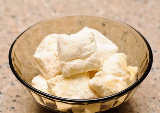 Hướng dẫn cách làm kẹo dẻo Marshmallow dẻo dai thơm ngon
