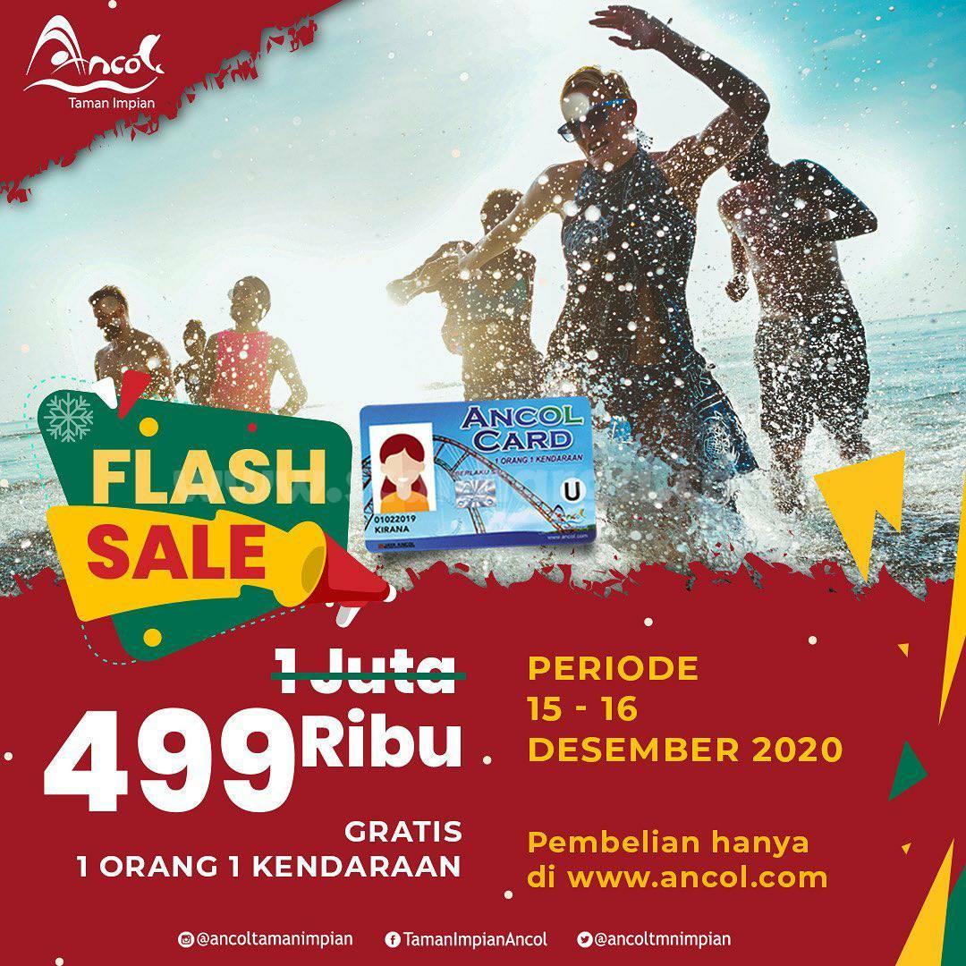 ANCOL Taman Impian Flash Sale – Harga Annual Pass cuma Rp 499.000