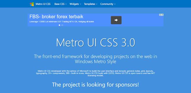 framework css terbaik