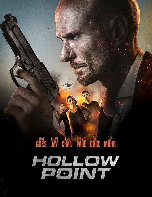 Hollow Point [2019] [CUSTOM HD] [DVDR] [NTSC] [Latino]