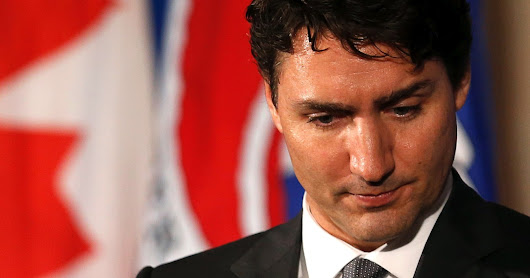 icheoku: JUSTIN TRUDEAU: MUST CURB HIS EXUBERANT YOUTHFUL ENTHUSIASM.
