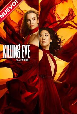 Killing Eve (TV Series) S03 DVD HD Dual Latino + Sub 2xDVD