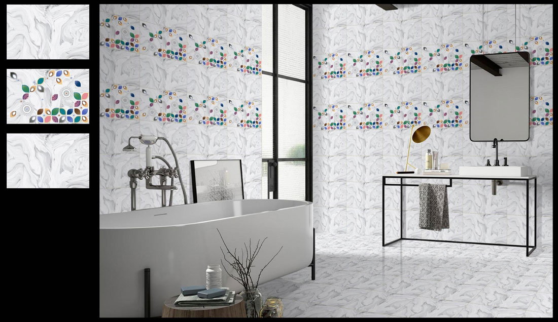 Tiles for Bathroom