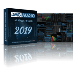DMG Audio All Plugins Bundle 2019.5.21 Full version