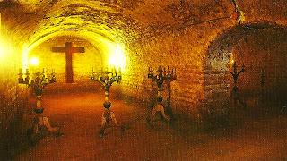 As Famosas Criptas ou Catacumbas do Convento de San Francisco, em Lima