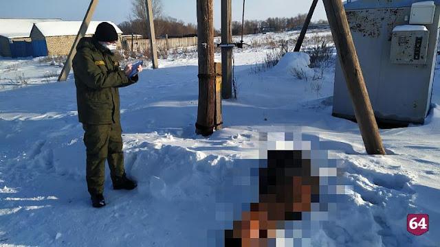 Пятилетний мальчик насмерть замёрз возле магазина в Вольске!