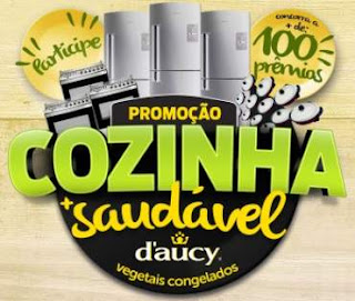 Cadastrar Promoção D'Aucy Alimentos 2018 Cozinha Mais Saudável