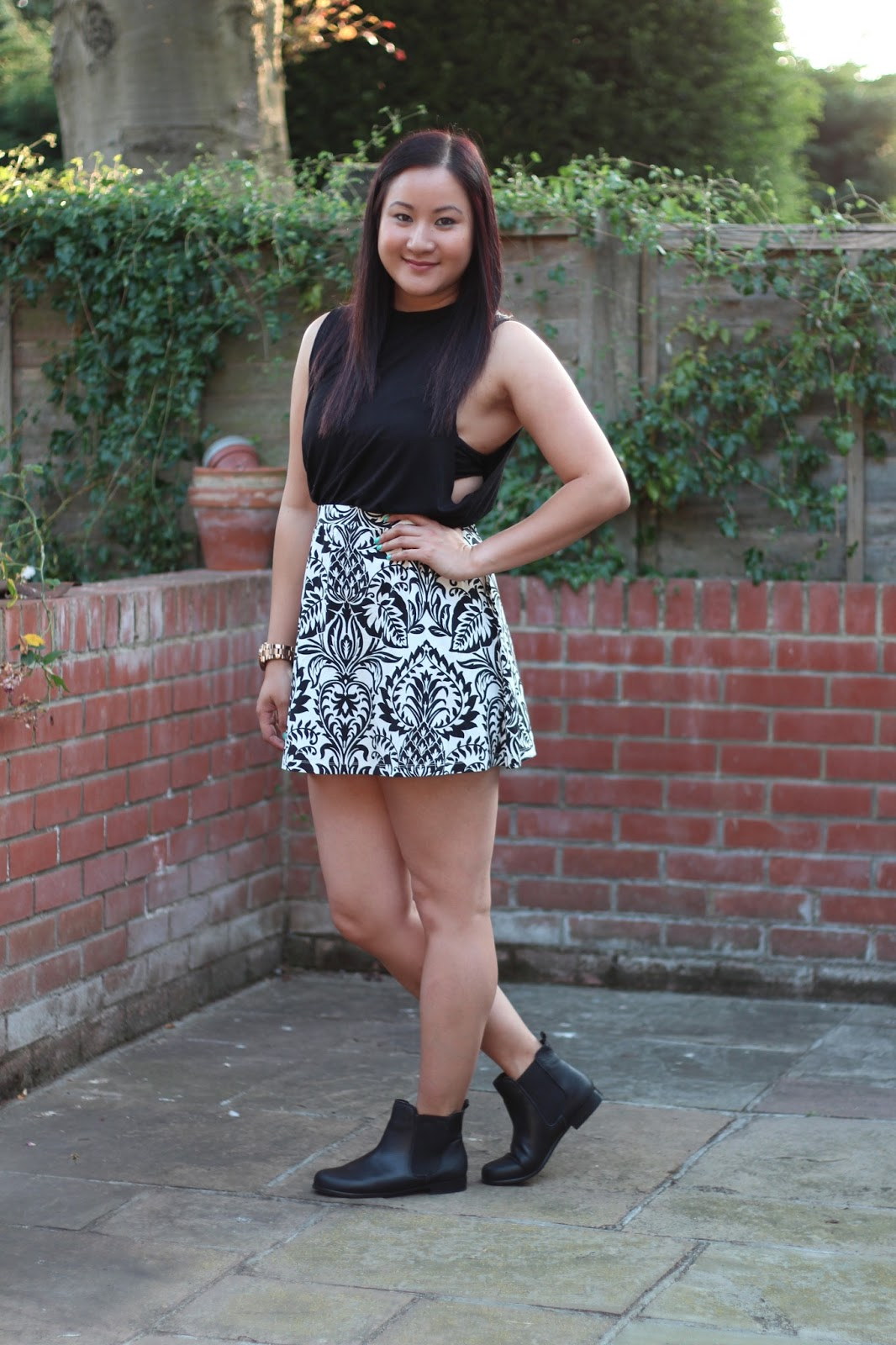 girls in skirts Chubby