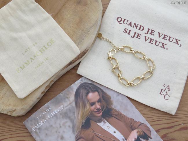 box bijoux emma et chloe novembre avis