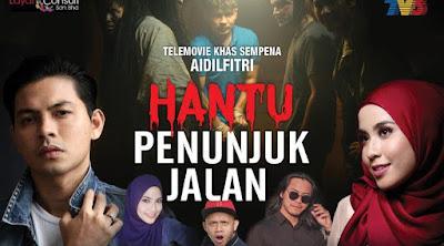 Tonton Telefilem Hantu Penunjuk Jalan (TV3)