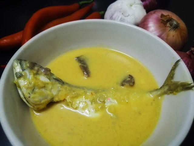 Resepi Gulai Kuning Ikan Kembung Sedap Dan Mudah