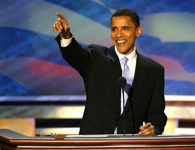 Foto de Barack Obama más delgado